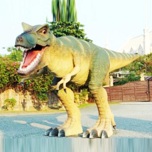 Trex t res dinosaure resine nlc déco deco animaux prehistoire