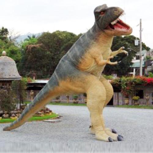 Trex t rex t-rex dinosaure resine nlc déco deco animaux prehistoire
