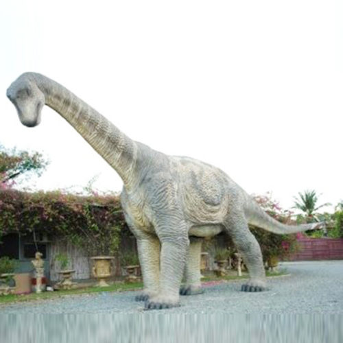 camaraurus dinosaure resine nlc deco déco geant animaux