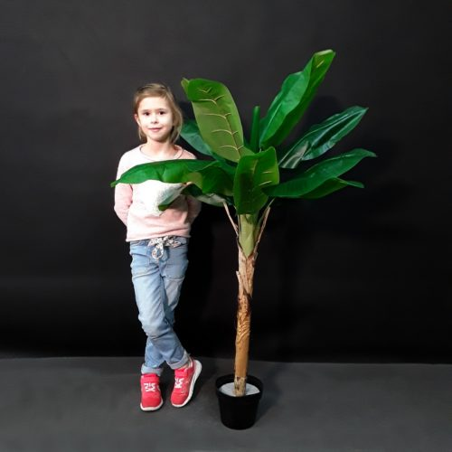 Bananier artificiel pépinière arbre exotique nlcdeco