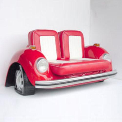 Banquette-Coccinelle-rouge-nlcdeco decoration voiture