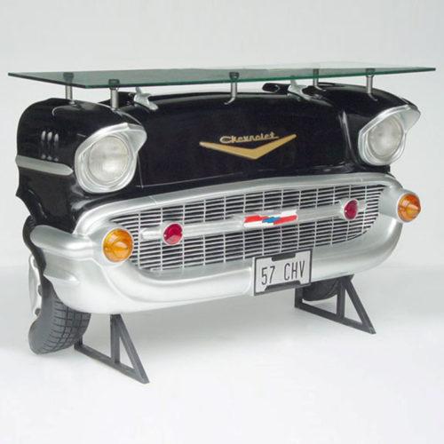 Comptoir-bar-Chevrolet-noir-nlcdeco decoration voiture