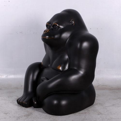Gorille couleur GM 130103 nlcdeco nlc deco