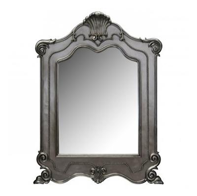 Miroir Louis XV argent