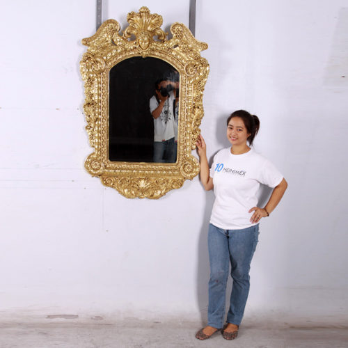 Miroir or NLC DECO