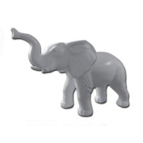 Eléphant prêt à peindre finition lisse
