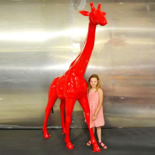 Girafe-GM-rouge nlcdeco