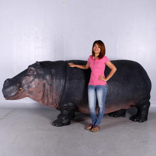 Hippopotame geant 140043 nlcdeco nlc deco