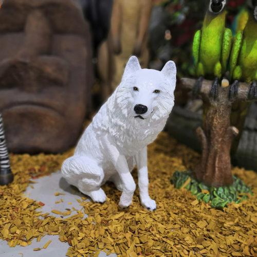 loup blanc nlc deco