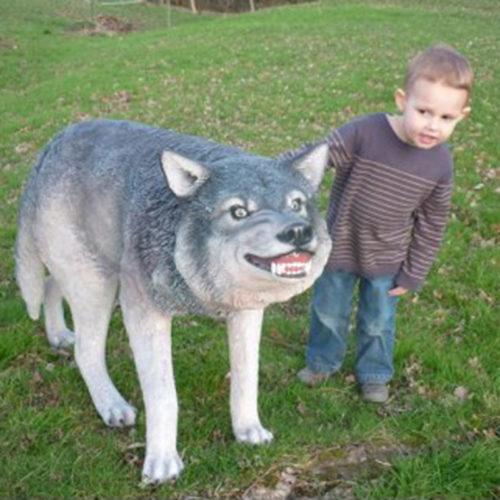 Loup nlc deco