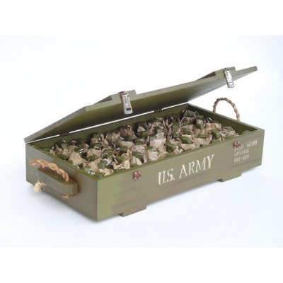 50 grenades + boîte