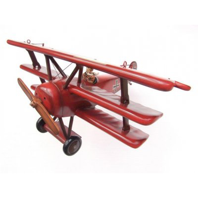 Avion baron rouge PM