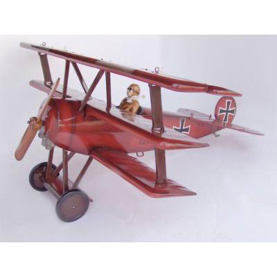 Avion baron rouge