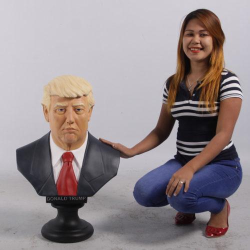 Buste Donald Trump nlc deco