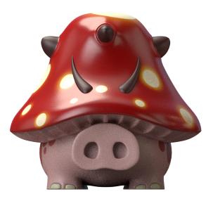Alien Cochon champignon