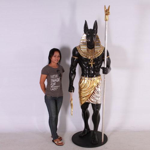 Anubis AFA6SB Egypte Dieu NLC DECO nlc déco