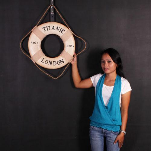 bouée de sauvetage titanic OTBTL nlc déco NLC DECO