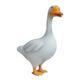 2505-2008 Goose (50x22x60) oie animaux en résine nlcdeco (1)