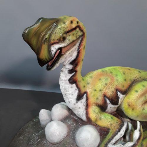 Oviraptor appelé voleur d'œufs nlcdeco