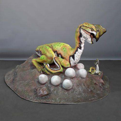Oviraptor parcs d'attractions nlcdeco