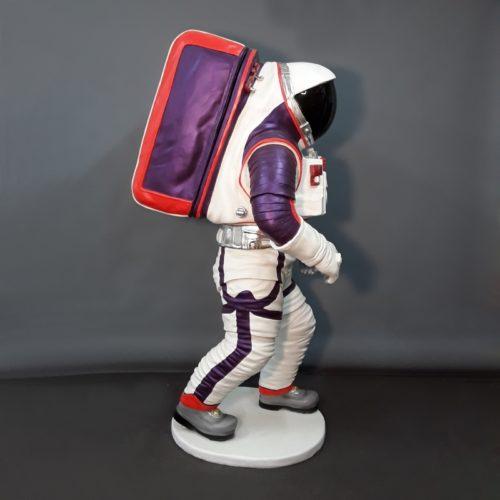 Astronaute Nasa 1er pas sur la lune nlcdeco