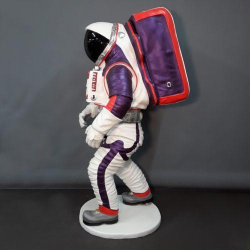 Astronaute Nasa décor en résine nlcdeco