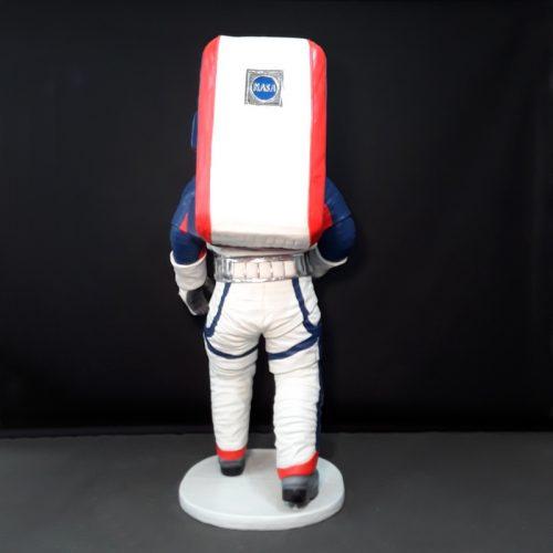 Astronaute en résine nasa nlcdeco