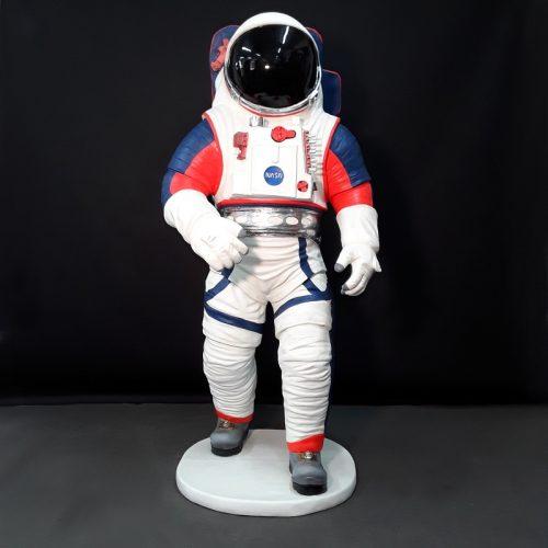 Personnage résine Astronaute nasa nlcdeco