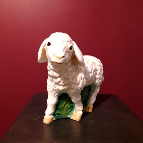 Statuette animal de la ferme en résine nlcdeco