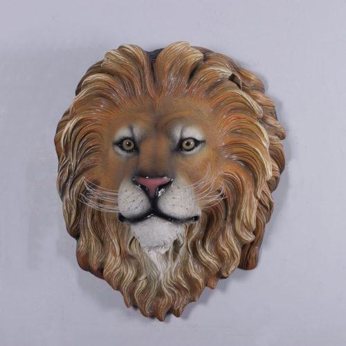 Trophée de lion nlcdeco