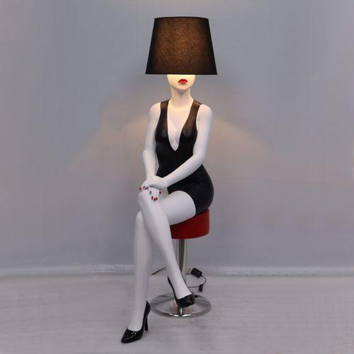 Lampe femme déco chic moderne nlcdeco