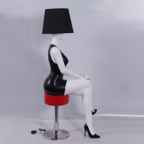 Lampe femme déco design boutique nlcdeco