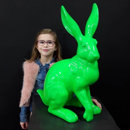 big fake rabbit nlcdeco