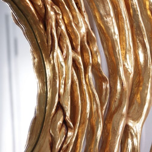 miroir doré magasin de meubles nlcdeco