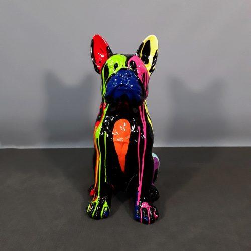 Statue design chien nlcdeco