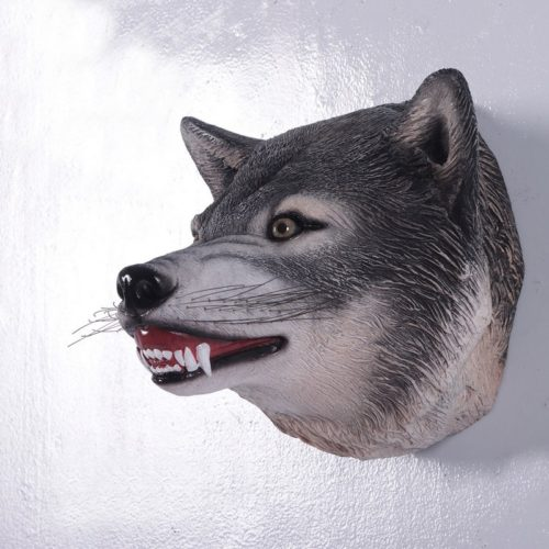 Tête de loup nlcdeco